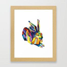 Hans Hase Framed Art Print