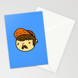 Just Your Average Guy Stationery Cards