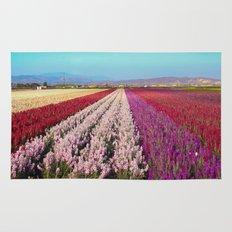 Flower Field Rug