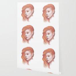 Fox Girl Wallpaper