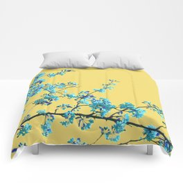 Sweet Blossom Comforters