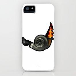 Turbocharged iPhone Case
