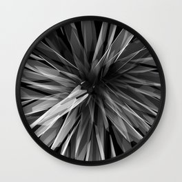 Perspective Facets Wall Clock