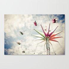 Sky Flyer Canvas Print