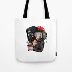 Force Awekens tattoo flash Tote Bag