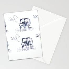 Rice Paddy                                    by Kay Lipton Stationery Cards