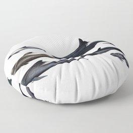 Blackfish Floor Pillow