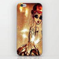 sassy iPhone & iPod Skins featuring Sassy by Sanoe Watt