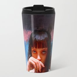 Mia Wallace (pulp fiction) Travel Mug