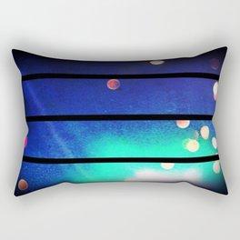 blue lover Rectangular Pillow