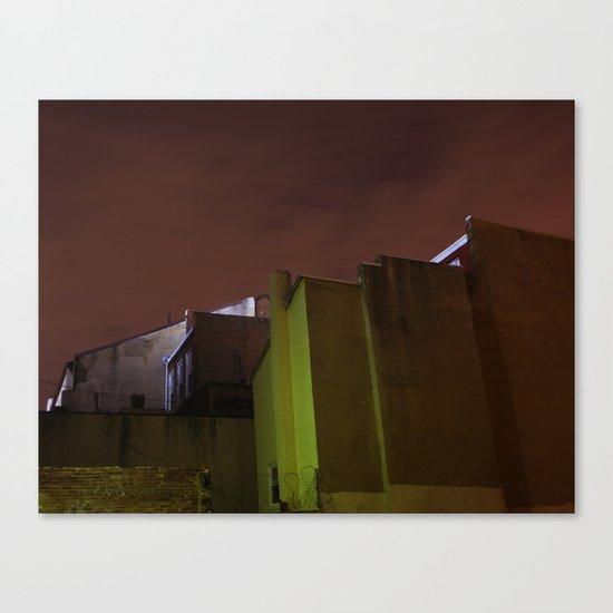 wall 431 Canvas Print