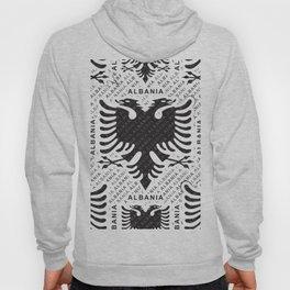 Albanian flag pattern 3 Hoody