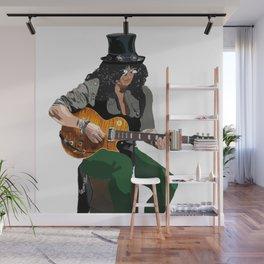 Guitar Master Wall Mural