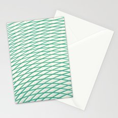 Mint Candy Stationery Cards