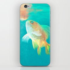 Goldfish iPhone & iPod Skin