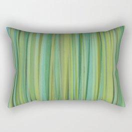 Gazebo Grasses Rectangular Pillow