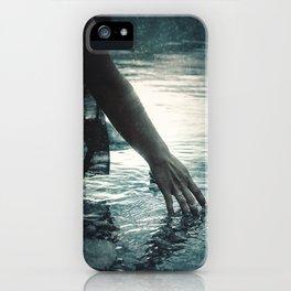 Frozen Waters iPhone Case