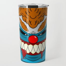 Terror Clown Travel Mug