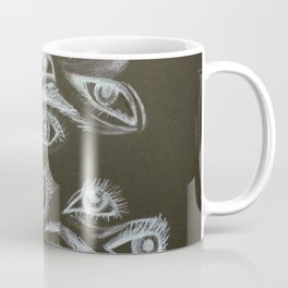 Eyes in the Dark Coffee Mug