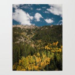 Fall Peaks Poster