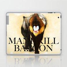 Mandrill Laptop & iPad Skin