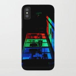 pick a door iPhone Case