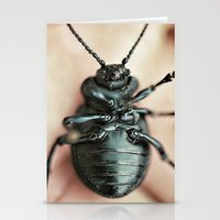 bug Stationery Cards featuring Bug by jmdphoto