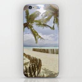 Boracay Sunshine iPhone Skin