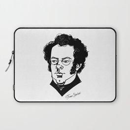 Franz Schubert Laptop Sleeve