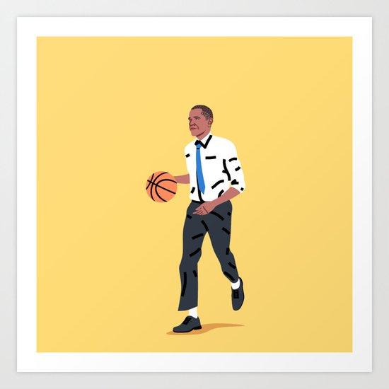 Balling Barack by eladshagrir