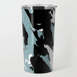 Earth and Sea Travel Mug