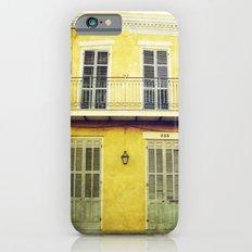 Graceful Beauty iPhone 6s Slim Case