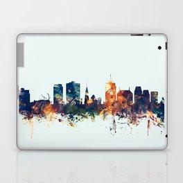 Christchurch New Zealand Skyline Laptop & iPad Skin