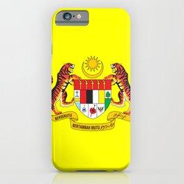 flag of putrajaya iPhone Case