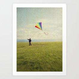 Take to the Sky II Art Print