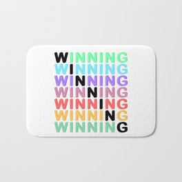 WINNING - Color Expression Bath Mat