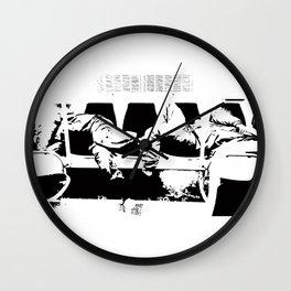 Love Seat Wall Clock