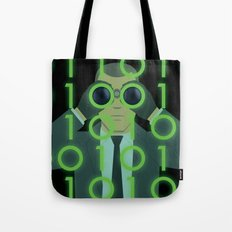 Spy on Me Tote Bag