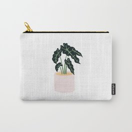 Elephent Ear Plant Carry-All Pouch
