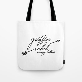 Griffin Rebel Tote Bag