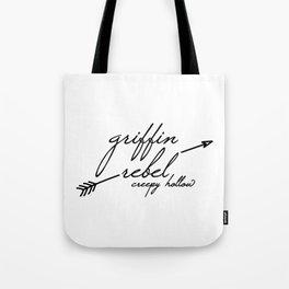 Griffin Rebel Tote Bag
