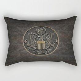 deploribus (deplorables) unum Rectangular Pillow