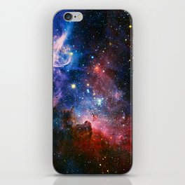 Carnia Nebula iPhone Skin