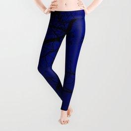 Blue Forest Leggings