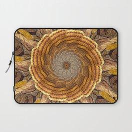 Bracket Fungi Mandala Laptop Sleeve