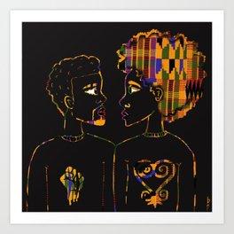 Imprints Art Print