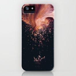 Edge of Infinity iPhone Case