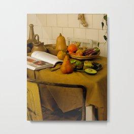 Still Life – Brazilian Kitchen Metal Print