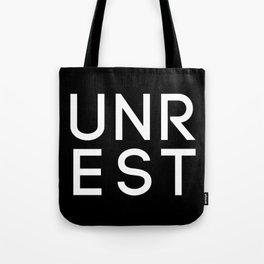 UNREST Tote Bag