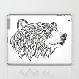 Feather Bear Laptop & iPad Skin